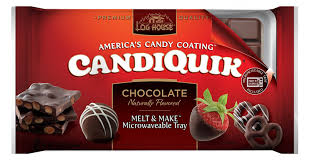 house pl amazon com log house chocolate candiquik 16 ounce packages pack