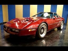 87 corvette for sale 1987 callaway turbo corvette 178 mph top speed