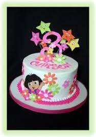 dora explorer birthday cake kids dora birthday party ideas
