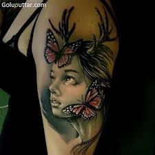 3d butterfly tattoos u0026 designs pictures page 4