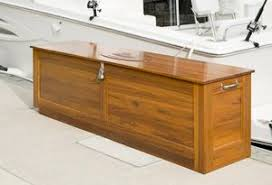 wooden storage box all boating and marine industry manufacturers