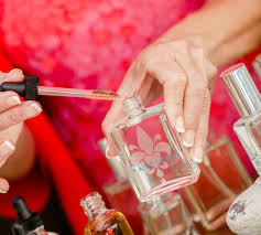 looking for christmas gift ideas make your own perfume with