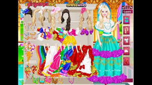 ellie wedding prep wedding dress up games video dailymotion