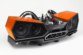 the u20ac20 000 lamborghini inspired speaker superyachts com