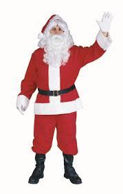 santa costumes santa costume santa suit
