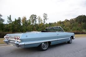 50 years of owning a 1963 chevrolet impala ss convertible