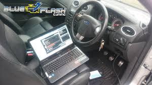 ford focus st ecu focus st remap blue flash tuning