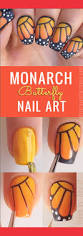 25 easy step by step nail tutorials for girls butterfly nail art