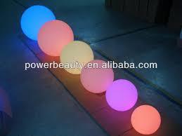 Ball Solar Lights - ip68 rgb stage led solar light ball led solar beach ball light led