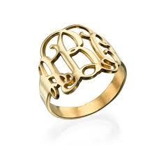 Mens Monogram Rings Zoe Kay Jewellery Collection Monogram Jewellery