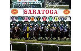 saratoga race track opening day friday jul 20 2018 saratoga