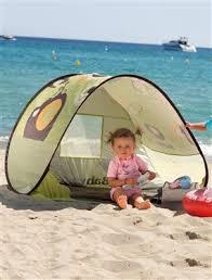 chambre bébé plage tente de plage anti uv babymoov chez vertbaudet mes coups de