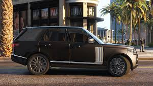 land rover voque 2013 range rover vogue gta5 mods com