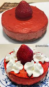 red velvet cheesecake low carb recipe ketovale