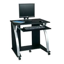 roll out computer desk rolling computer desk small rolling computer desk roll top computer