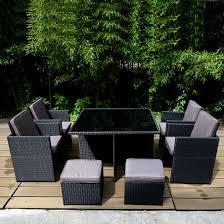 wicker rattan indoor outdoor dining table u0026 chairs furniture
