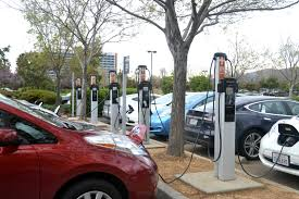 nissan california two california utilities get creative with ev charging