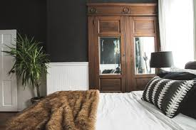 Master Bedroom Furniture List Source List My Mustard Master Bedroom Goes Black Andchristina