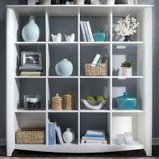 bookcase white room divider bookcase creative and cool white