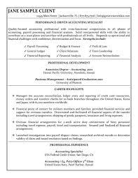 It Specialist Resume Examples Presenting Results In A Dissertation Resume Autobiography Sample