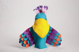 patience the parrot hand puppet hobbycraft blog