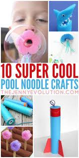 10 inventive pool noodle crafts for kids the jenny evolution