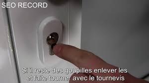 comment ouvrir une serrure de porte de chambre comment ouvrir une porte sans la clés