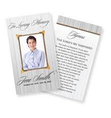 Funeral Pamphlet Ideas Free Printable Funeral Program Templates Online