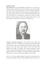 biografi dewi sartika merdeka com biografi dewi sartika