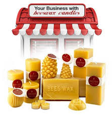 wholesale beeswax candles program bulk candles