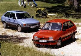 ford escort 1 6 1983 auto images and specification