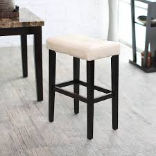 kitchen accessories furniture kitchen popular design modern cool furniture kitchen popular design modern cool backless saddle seat bar stools with black and white design saddle seat bar stools with the size of the height