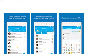 skype android app made for india microsoft skype lite with 2g network compatibility