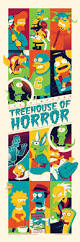 Treehouse Of Horror Online Free - treehouse of horror 3 by dave perillo u2013 dark ink posters