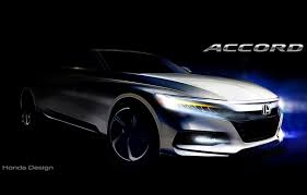 range rover sketch 2018 honda accord previewed with design sketch performancedrive