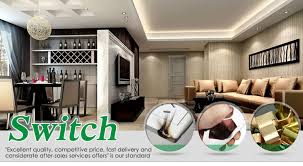 new style smart touch electrical switches for home automation