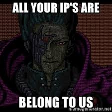 All Your Base Meme - all your base belong to us meme generator