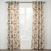 Lined Grommet Curtain Panels Brissac Lined Grommet Top Curtain Panel Blue Linens4less Com