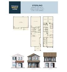 Sterling Homes Floor Plans by Sterling Eastmark
