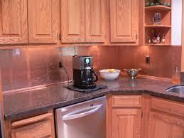 copper kitchen backsplash ideas marvelous inspirational copper backsplash kitchen ideas