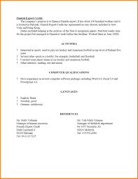 proper reference list resume elioleracom resume examples for nanny