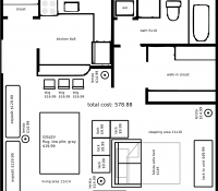 Cabin Plans Free Single Bedroom House Plans 650 Square Feet Small Cabin Kits For