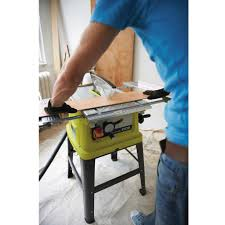 ryobi ets1525schg table saw from conrad com
