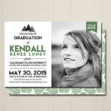 college grad announcements graduation invitation college graduation high school