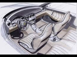 ferrari sketch ferrari 612 scaglietti drawing interior 1280x960 wallpaper