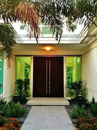 Black Front Door Ideas Pictures Remodel And Decor by Modern Front Doors Miami Mid Century Modern Gate Latch Design
