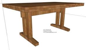 building an oak dining room table 1 it begins by