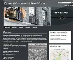 100 welding metalworking industrial manufacturing website designs