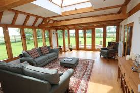 garden rooms severn oak timber frames