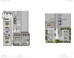 Yoga Studio Floor Plan by Form